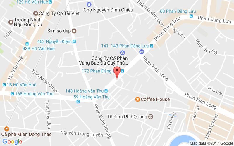 Bản đồ - Quán Ăn Đối Chứng Cua 1 Càng - Phan Đăng Lưu