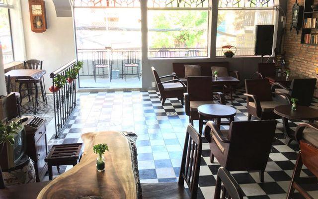 Ôtô Cafe Xưa