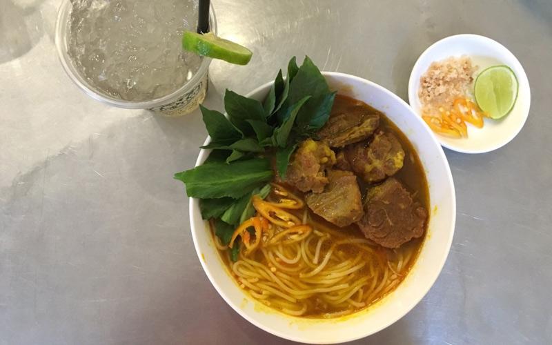 Minh Hải - Bún Bò Cay