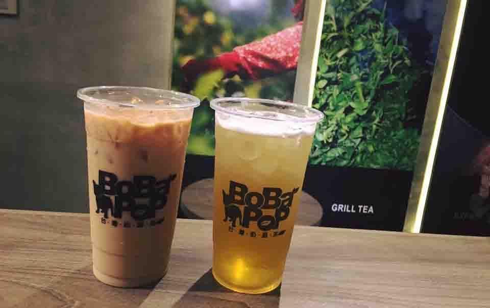 Trà Sữa Bobapop - Đào Tấn