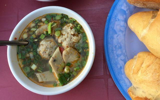 Bánh Mì Cô Sương ở Lâm Đồng