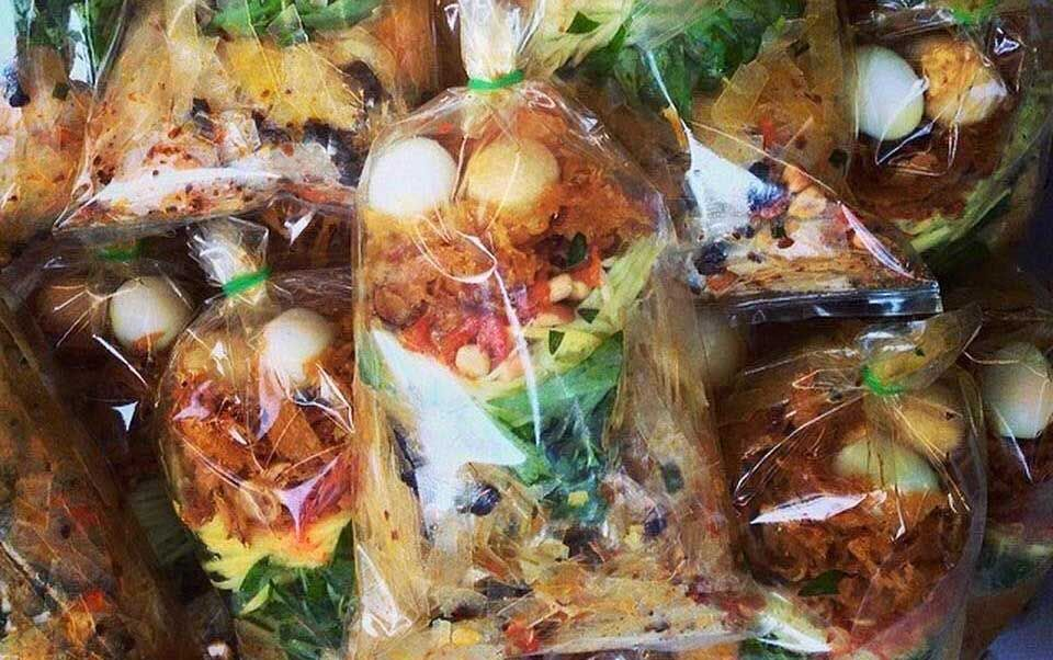 Bánh Tráng Trộn Chú Viên - Shop Online