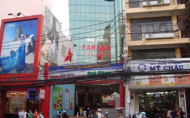 Nhà Sách Fahasa Tân Định ở TP. HCM