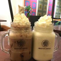 Master Coffee - Lê Văn Sỹ