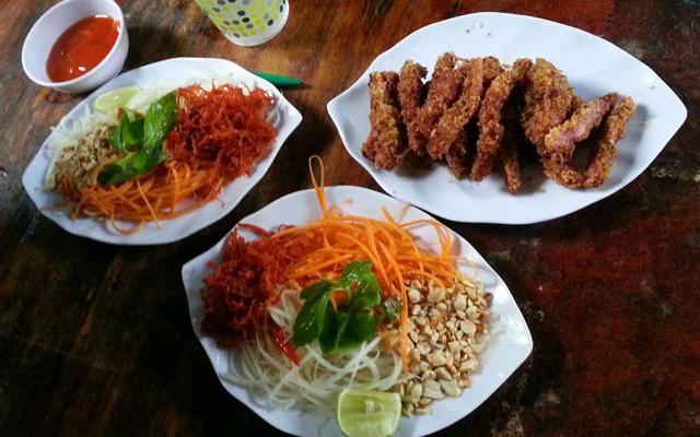 Chong Chóng Quán - Ăn Vặt ở Hà Nam