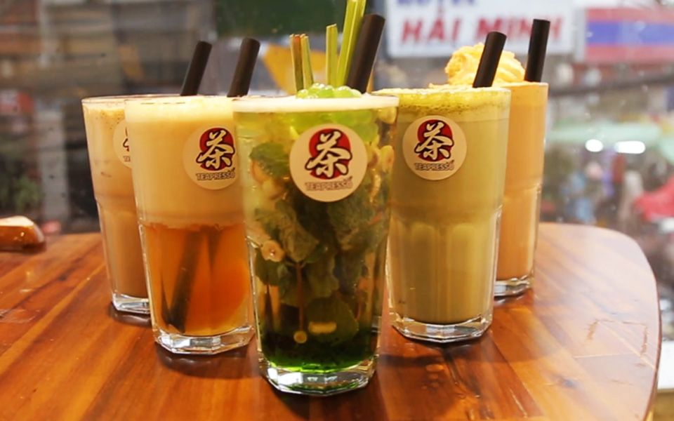 Teapresso - Trà Thơm & Đậm