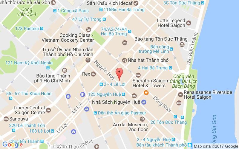 Bản đồ - B3 Steakhouse & Craft Beer