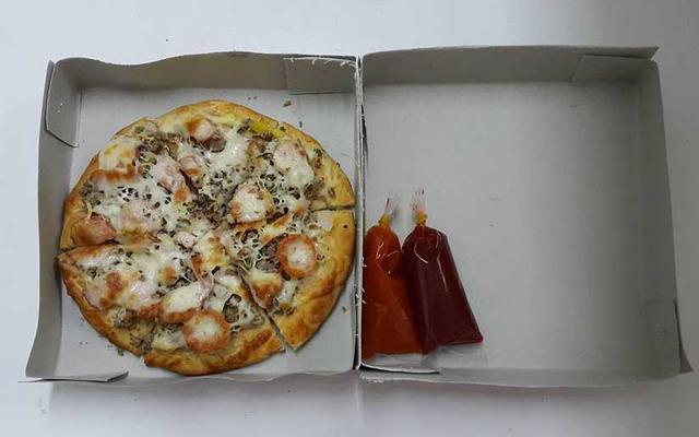 Tiamo Pizza ở Hà Tĩnh