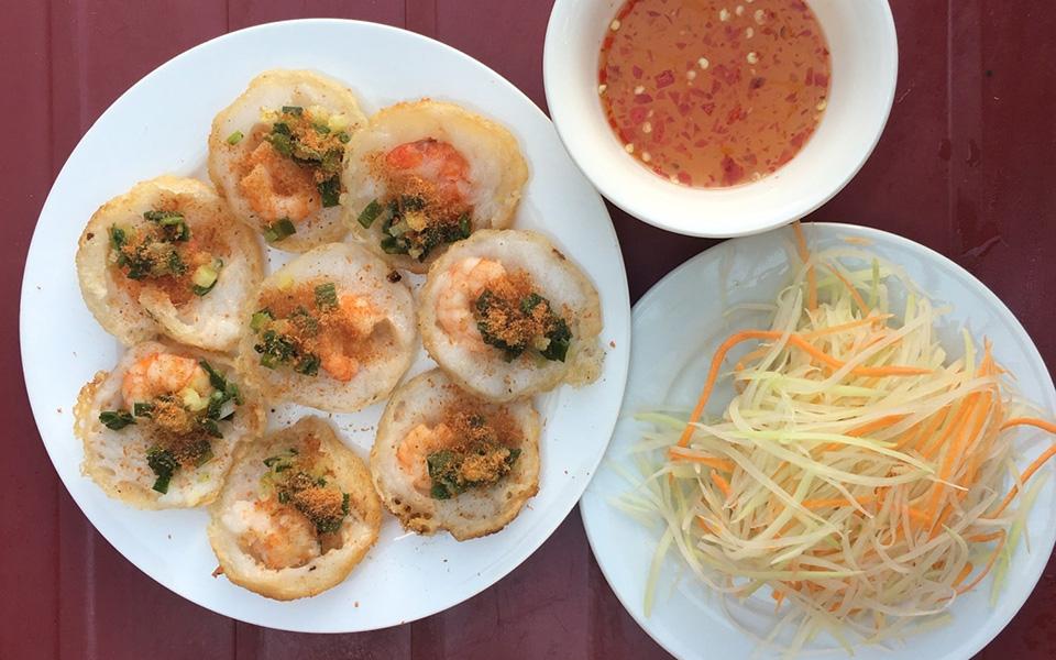 Bánh Khọt Bà Mập - Bến Bình Đông