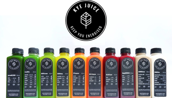 Kye Juice - Nước Ép Rau Củ Sạch, Nguyên Chất - Shop Online