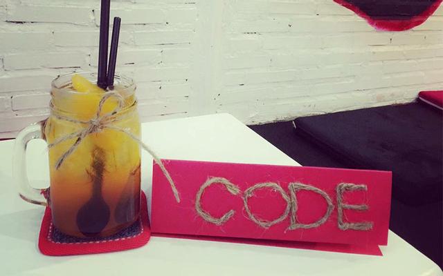 CODE Coffee & Milk Tea