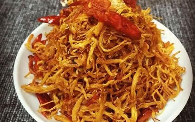 Linh's Kitchen - Khô Gà Online