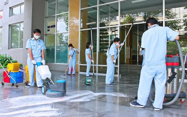 T&T - Công Ty TNHH TM&DV Vệ Sinh