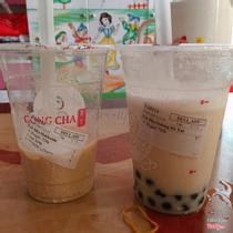 Trà Sữa Gong Cha - 貢茶 - An Dương Vương