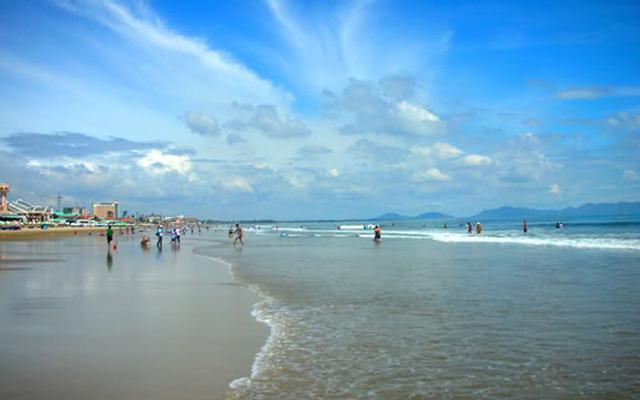 Bãi Biển Long Hải ở Vũng Tàu
