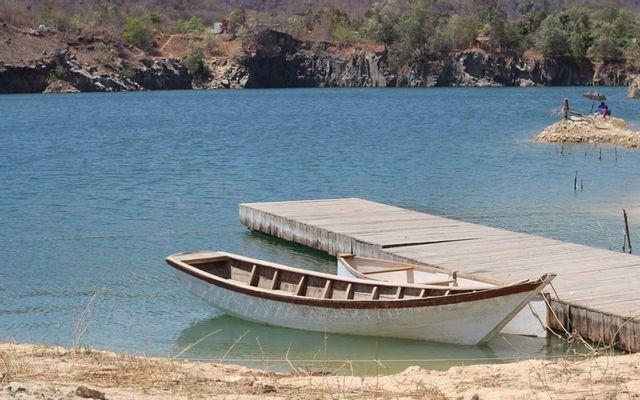 Hồ Đá Xanh ở Vũng Tàu