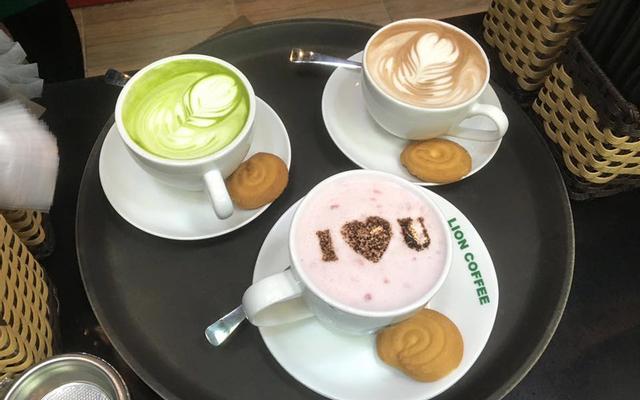 Lion Coffee - Linh Đàm ở Hà Nội