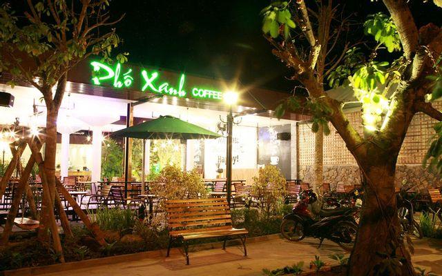 Phố Xanh Garden Coffee ở Trà Vinh
