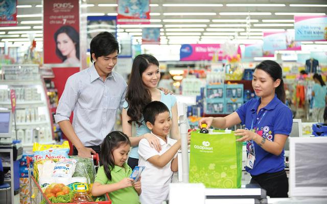 Siêu Thị Co.opMart - Tuy Lý Vương ở TP. HCM