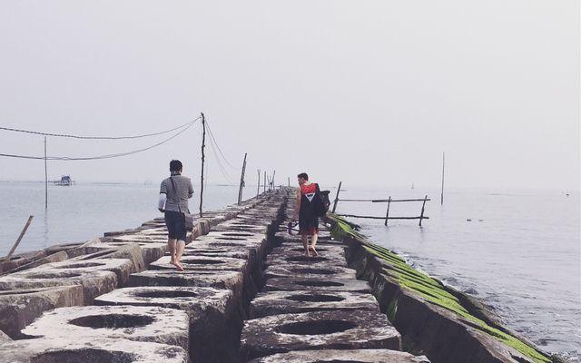 Biển Hải Dương ở Huế