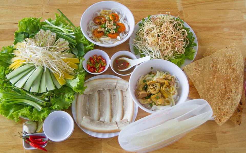 Chú Ba Đại Lộc - Bánh Tráng Thịt Heo