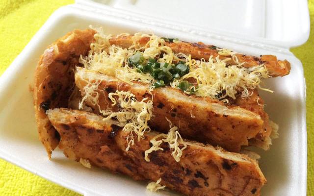 Nhà Ấm - Bánh Mì Nướng Chà Bông ở Lâm Đồng