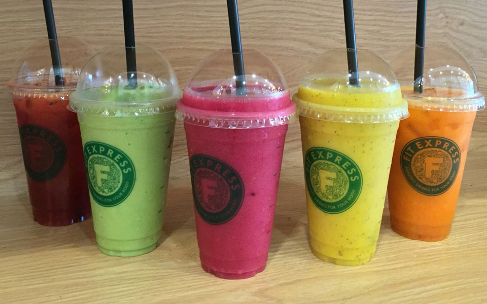 Fit Express - Smoothie & Juice