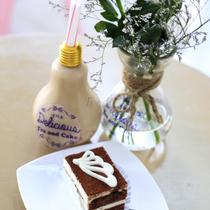 The Delicious Tea & Cake