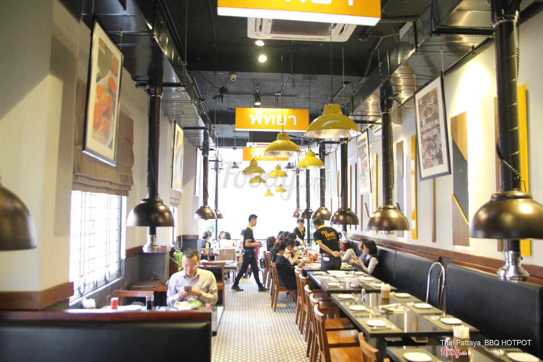 nhà hàng buffet lẩu nướng ngon ở Hà Nội_Thai Pattaya