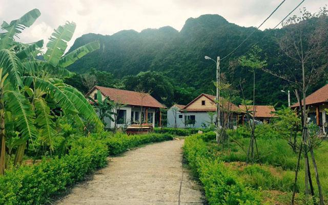 Chày Lập Farmstay - Hồ Chí Minh ở Quảng Bình