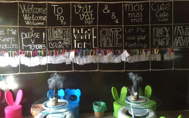 Ăn Vặt Vặt & Mốt - 10 Lưu Hữu Phước ở Huế