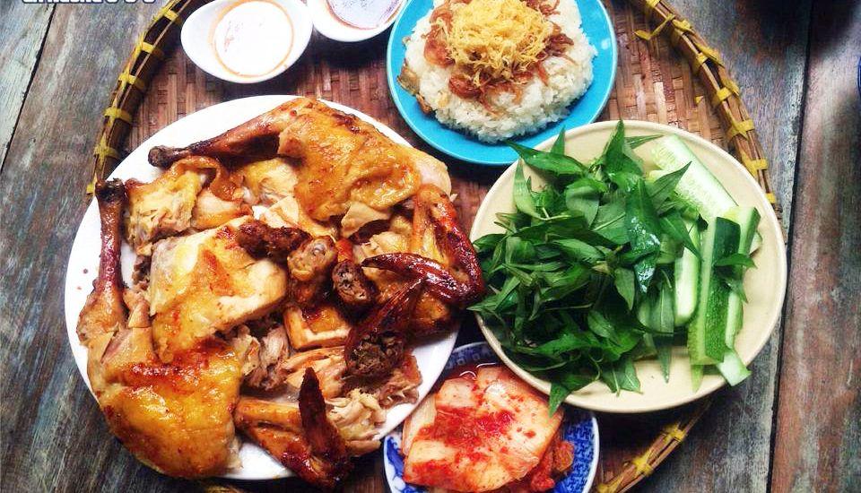 Gà Nướng Ò Ó O - Quang Trung