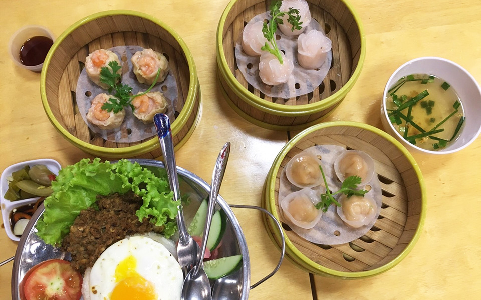 Bamboo Dimsum - Lotte Mart Gò Vấp