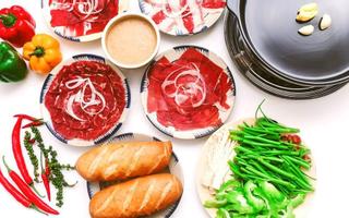 Bò Lế Rồ - Bò Nhúng Sốt & Nhúng Lẩu - Trần Khánh Dư