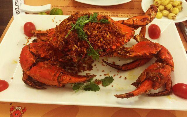 King Of Crab - Vua Cua - Vũ Huy Tấn ở TP. HCM
