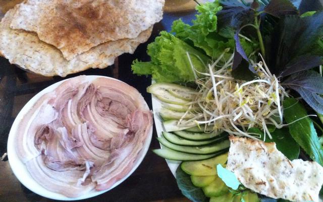Trần Lê - Bánh Tráng Thịt Heo - Lê Đại Hành ở Đà Nẵng