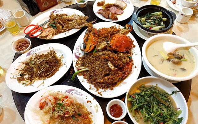 Under Bridge Spicy Crab ở Hong Kong City