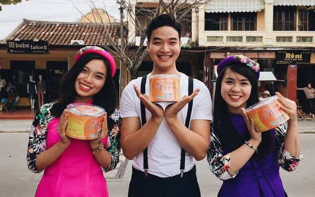Kẹo Cu Đơ Vĩnh Vân ở Nghệ An