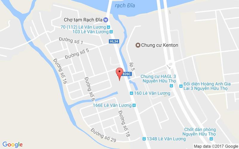 Bản đồ - Nhà Hàng Cánh Quạt - Hải Sản & Ẩm Thực Việt