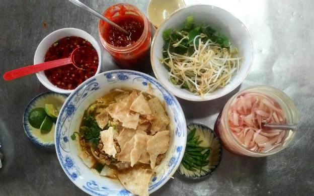 Chợ Đầm, Hoàng Hoa Thám Tp. Qui Nhơn Bình Định