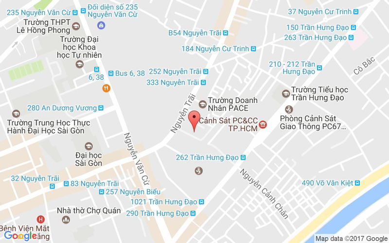 Bản đồ - Bông Spa - Nguyễn Cảnh Chân