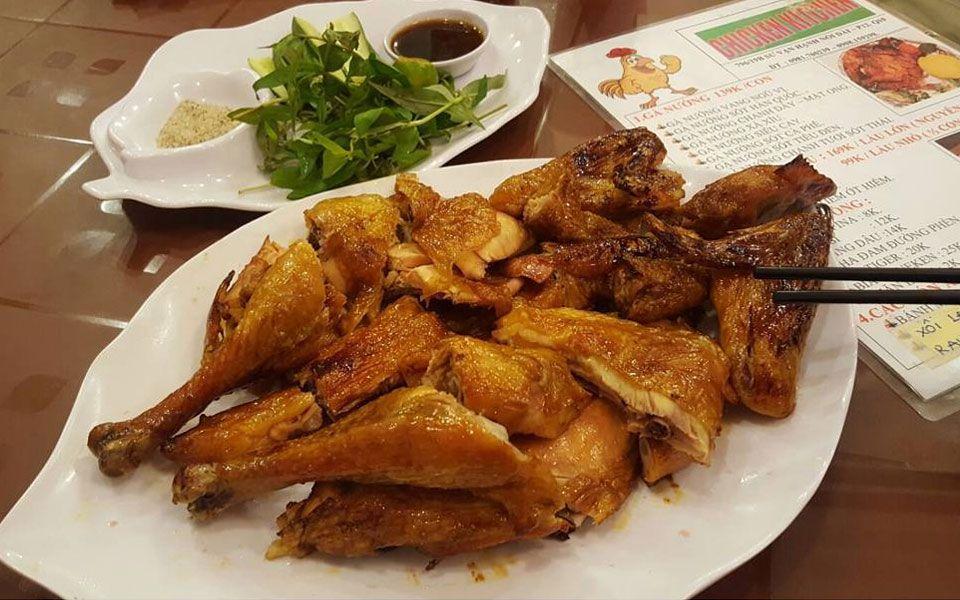 Gà Nướng Chicken Kitchen