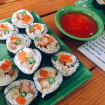 Cơm Sushi Cô Thắm