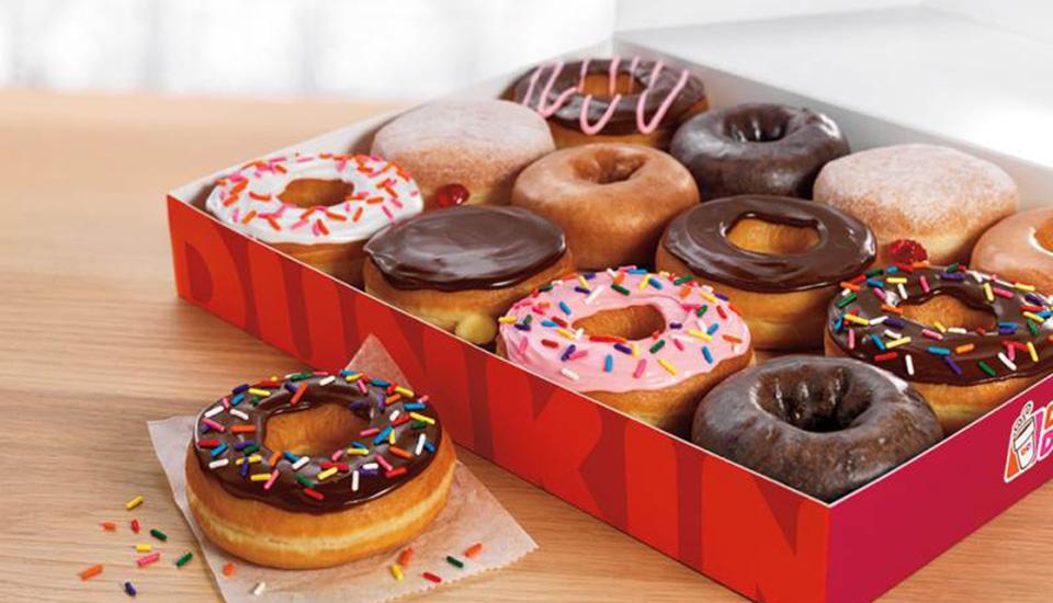 Dunkin' Donuts - Aeon Mall Bình Tân