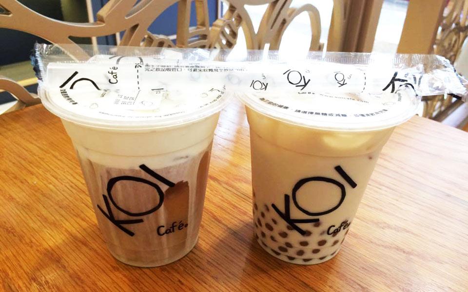 Koi Thé Café - AEON Mall Bình Tân