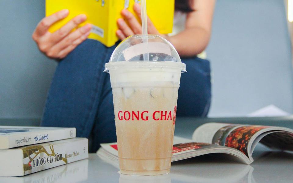 Trà Sữa Gong Cha - 貢茶 - Phan Văn Trị