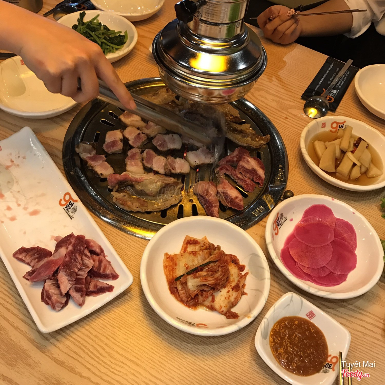 Nhà hàng Hàn Quốc Gu-i92