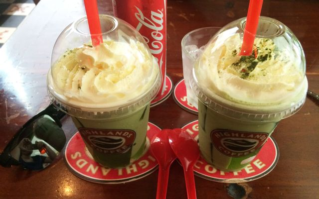 Highlands Coffee - Sunsquare ở Hà Nội