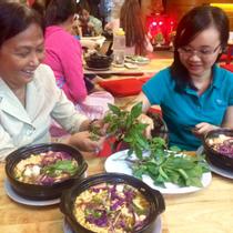 Mì Cay Gochu - Tạ Quang Bửu