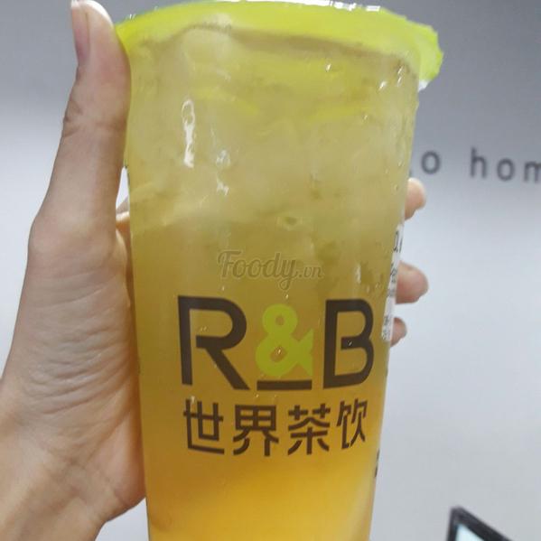 Fresh Fruit Tea Series